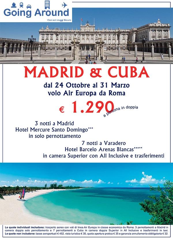 VIVI MADRID E CUBA!!!!