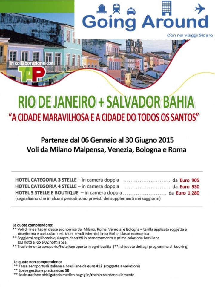 RIO E SALVADOR